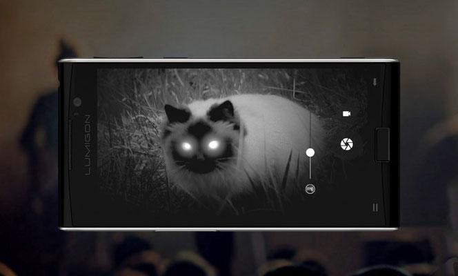 Smartphone Lumigon T3