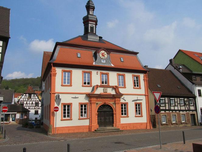 Altstadtrundgang Otterberg, Altes Stadthaus