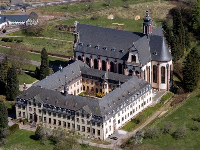 """Die Abtei Himmerod ist ab Juni 2020 der neue Ort für die """"Tage zum Innehalten und Atemholen"""". Foto: wikipedia.de"""