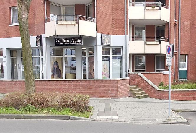 Coiffeur Nada Neustraße 58 in Aachen