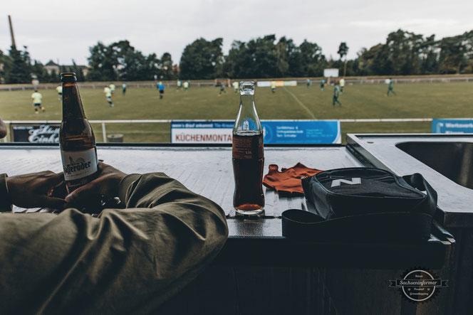Coswiger FV - Sportanlage Weinböhlaer Straße