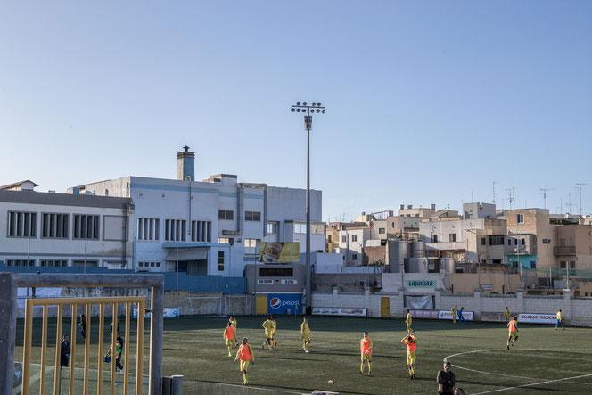 Victor Tedesco Stadium - San Gwann FC