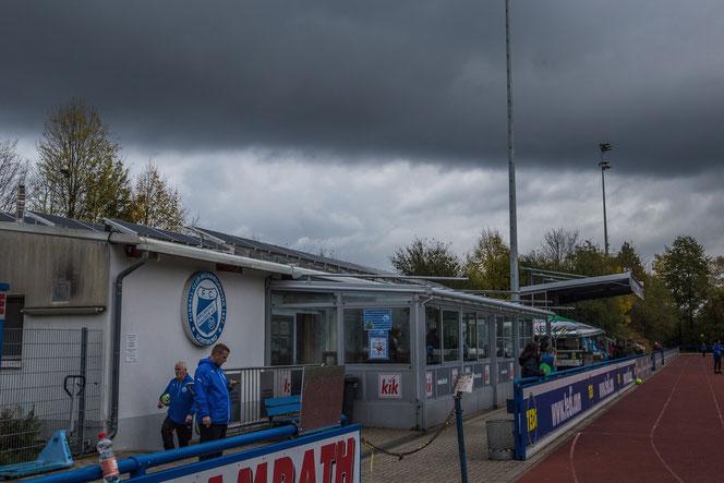 Stadion am Hombruchsfeld - FC Brünninghausen