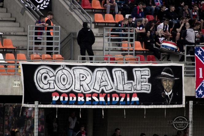 TS Podbeskidzie Bielsko- Biała - Stadion Miejski