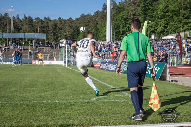 SV Elversberg vs. 1.FC Saarbrücken