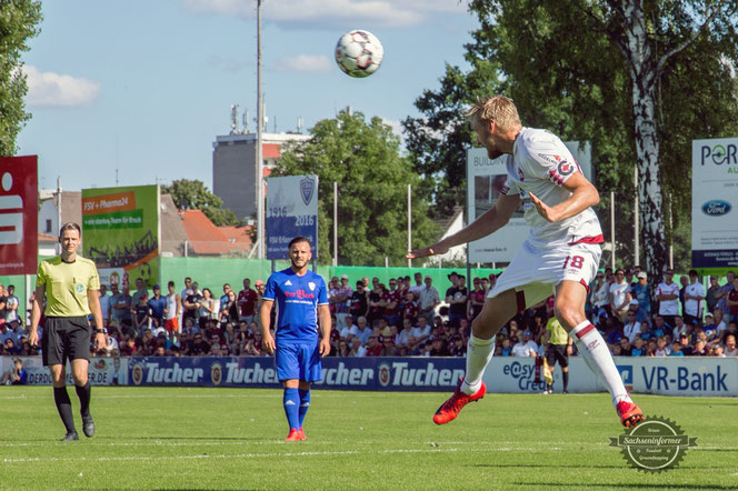 Sportanlage Bruck - FSV Erlangen-Bruck