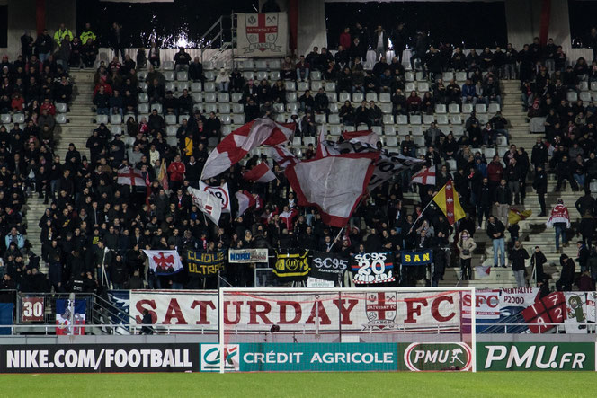 AS Nancy-Lorraine - Stade Marcel Picot
