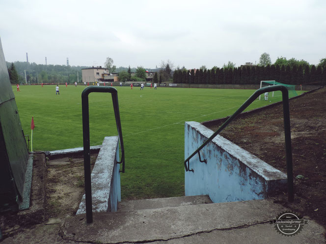 Stadion GKS Urania - GKS Urania Ruda Śląska