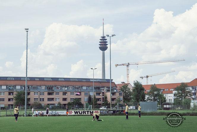 Sportanlage DJK Eibach - DJK Nürnberg-Eibach