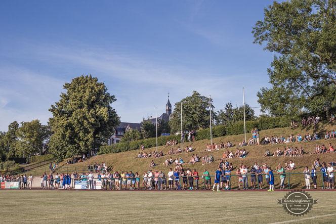 SV Barkas Frankenberg - Jahnkampfbahn