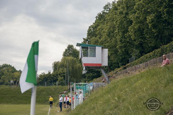 Stadion im Landwehrgrund