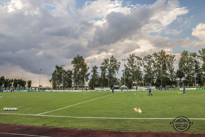 SC 1926 Eltersdorf - Sportanlage Langenaustraße