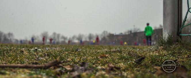 Schulsportplatz am Weihersberg - STV Deutenbach