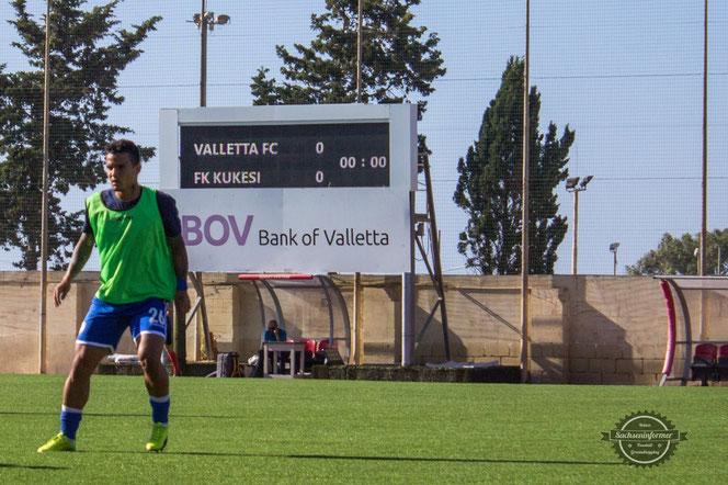 MFA Centenary Stadium - Valletta FC