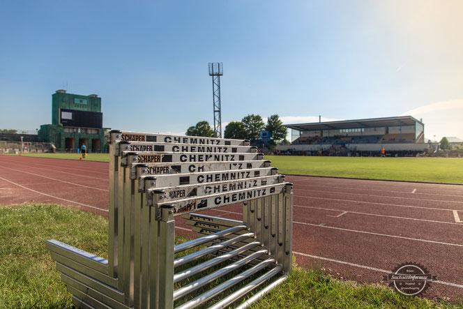 Sportforum Chemnitz - Chemnitzer FC