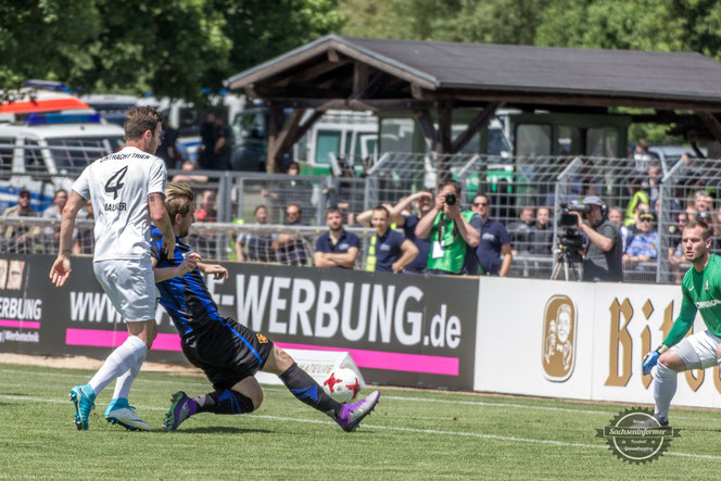 TuS Koblenz vs. SV Eintracht Trier