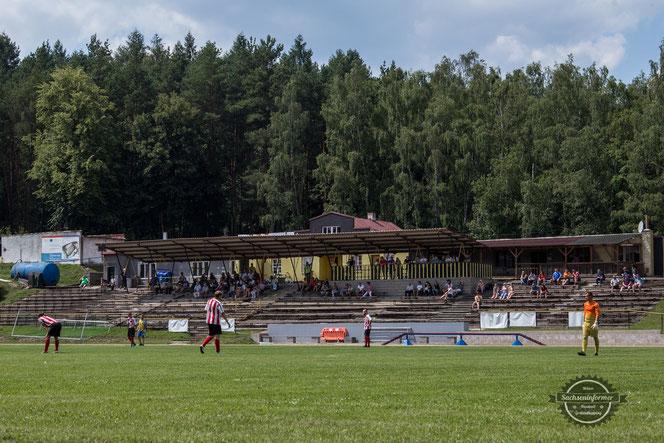 Stadion FK Sokol Žlutice - FK Sokol Žlutice