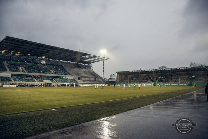 Sportpark Ronhof - SpVgg Greuther Fürth