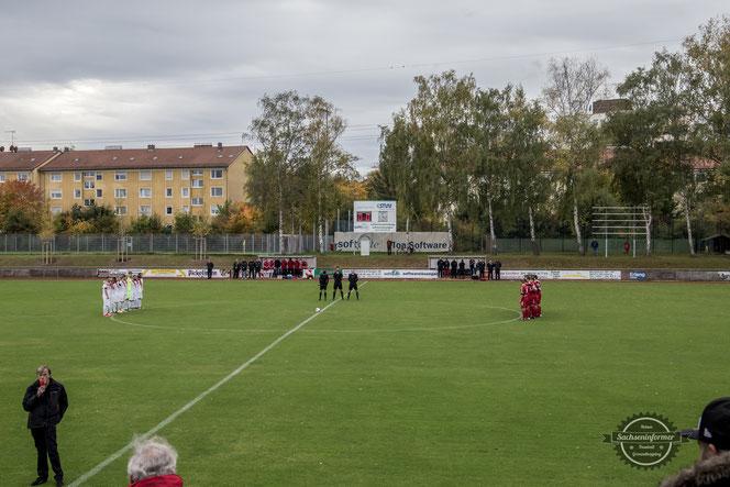 ATSV Erlangen - ATSV-Sportanlage Paul-Gossen-Straße