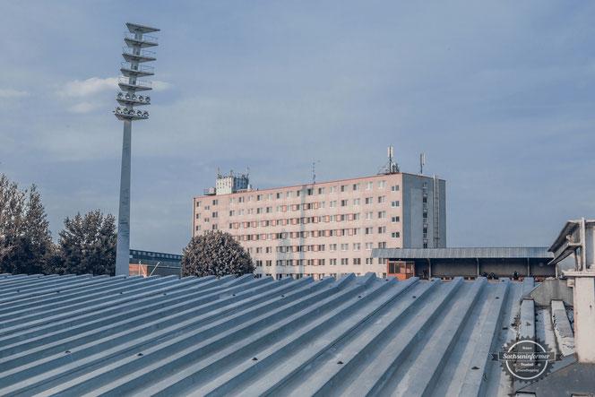 FC Stahl Brandenburg - Stadion am Quenz