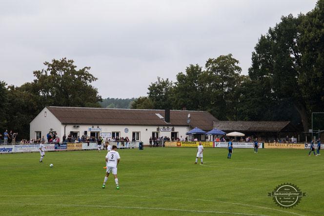 Rudolf Dassler Sportfeld - 1.FC Herzogenaurach vs. FC Bamberg