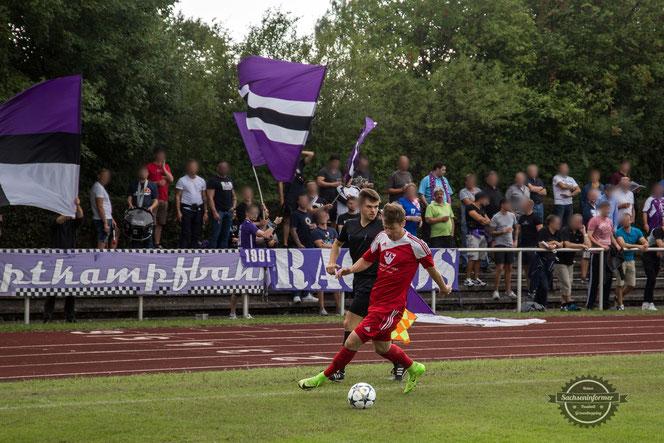 Schmittenau-Stadion - SV Memmelsdorf vs. FC Eintracht Bamberg