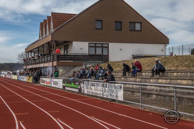 ASV Veitsbronn-Siegelsdorf - Sportanlage Obermichelbacher Straße
