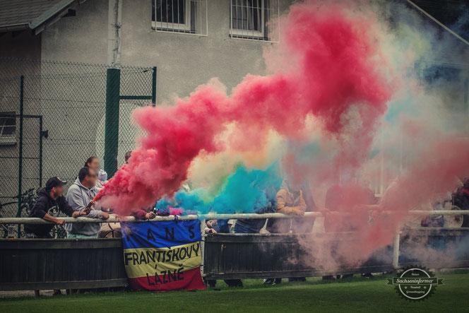 Stadion Františkovy Lázně - AC Sparta Praha