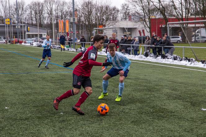 1.FC Nürnberg - Sportpark Valznerweiher - Platz 2