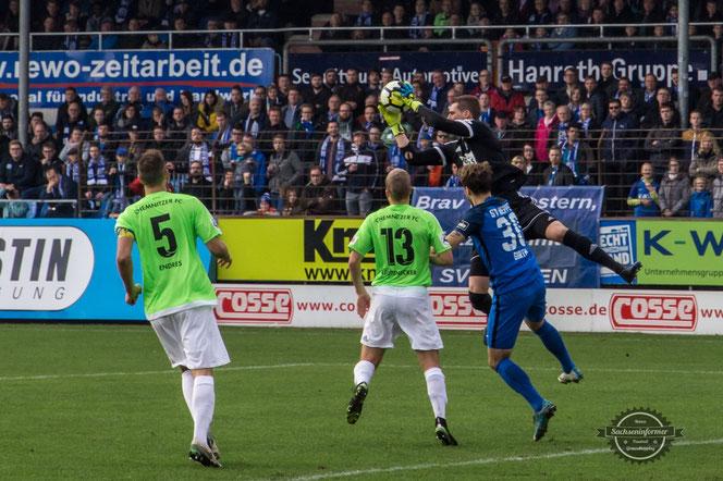 SV Meppen vs. Chemnitzer FC - Emslandstadion