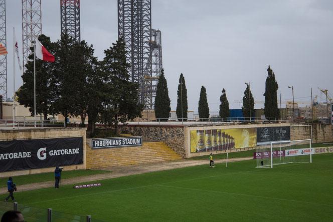 Hibernians Stadium - Floriana FC