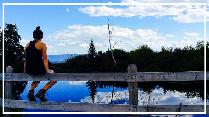 Kanada Nationalpark la Pointe-Taillon