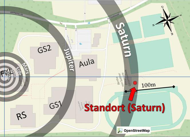 Standort - Saturn