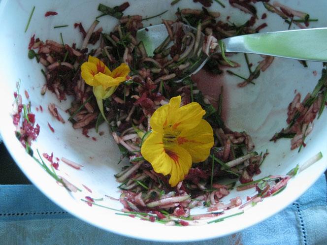 copyright www.birthe.eu Birthe Sülwald herbstlicher Salat