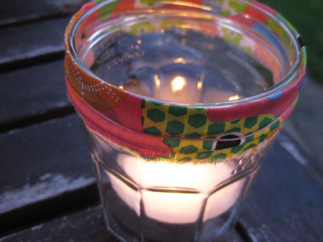 copyright www.birthe.eu Birthe Sülwald Marmeladenglas-Lichter 8
