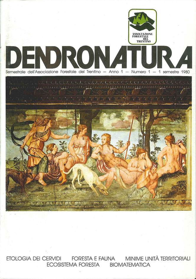Foto di copertina (F. Faganello): Diana e le Ninfe - Palazzo Marchetti - Arco (TN)