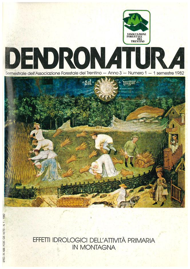 Foto di copertina (Ben Studio): Contadini al lavoro - particolare degli Affreschi dei Mesi (agosto) - Castello del Buonconsigiio, Torre dell'Aquila - Trento