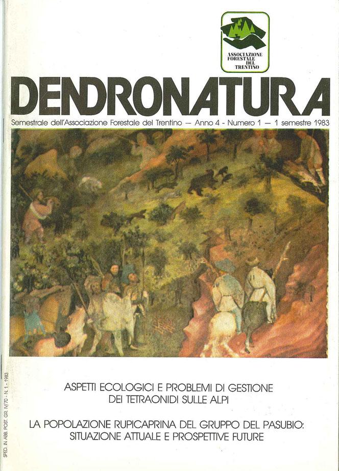 Foto di copertina (Ben Studio): particolare degli Affreschi dei Mesi (novembre) - Castello del Buonconsigiio, Torre dell'Aquila - Trento