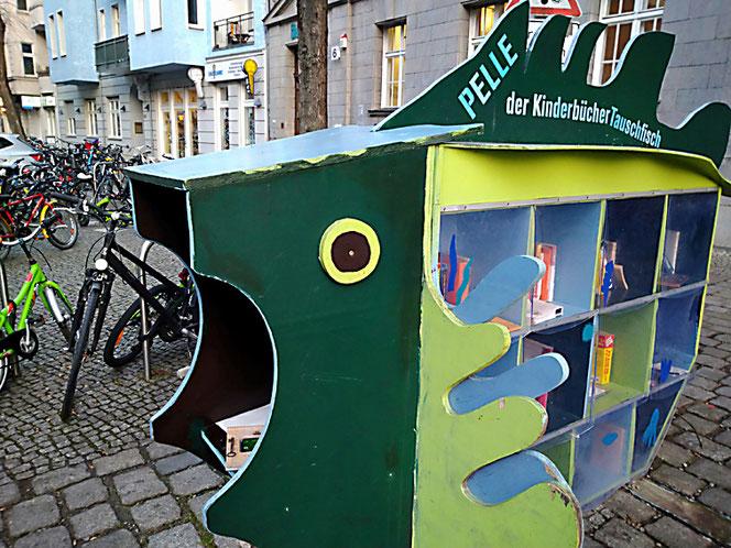 Weller Bücherfisch Berlin Prenzlauer Berg