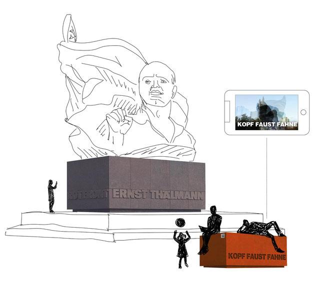 #Thälmanndenkmal #Thälmannpark #PrenzlauerBerg