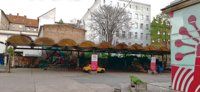 #Marienburg #Bornholmer #PrenzlauerBerg