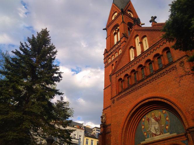 Immanuelkirche PrenzlauerBerg