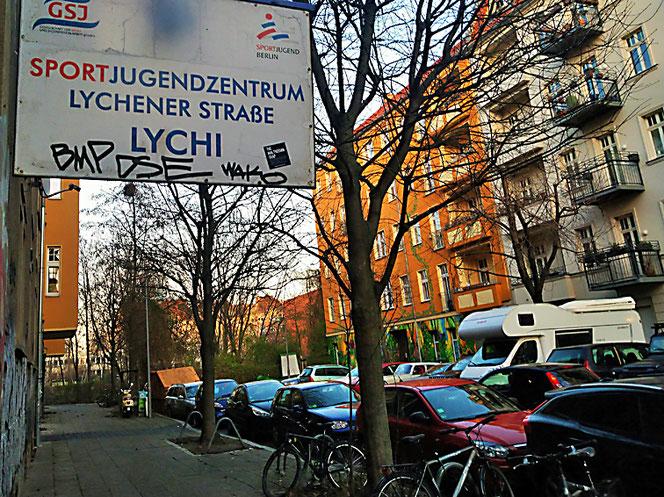 SJZ Lychi Berlin Prenzlauer Berg