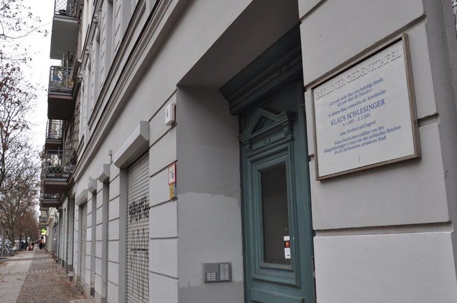 #Schlesinger #Dunckerstraße #PrenzlauerBerg