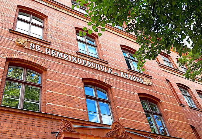 #Knabenschule #Freizeithaus #Schwedter #PrenzlauerBerg