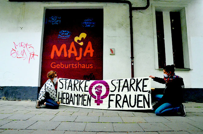 #Geburtshaus #Maja #Arnimkiez #PrenzlauerBerg