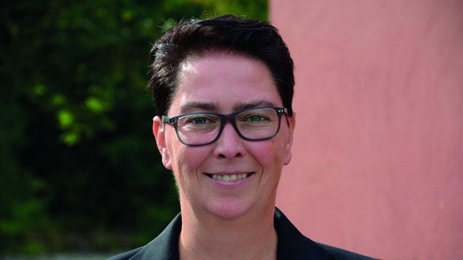 Anja Huth, Vorsitzende der Geschäftsführung der Agentur für Arbeit Bernburg