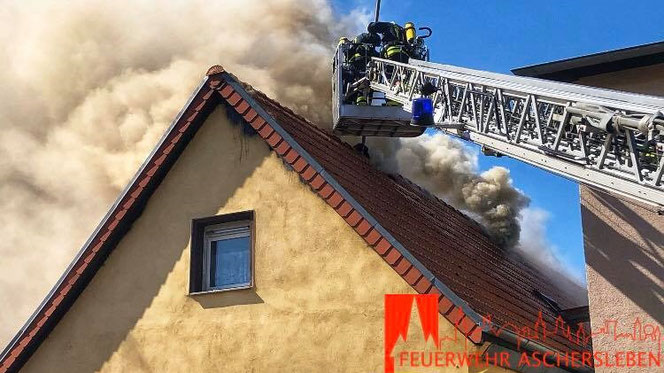 Foto: Feuerwehr Aschersleben