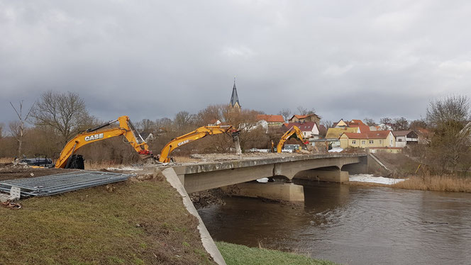 Bodebrücke Neugattersleben 02/2019