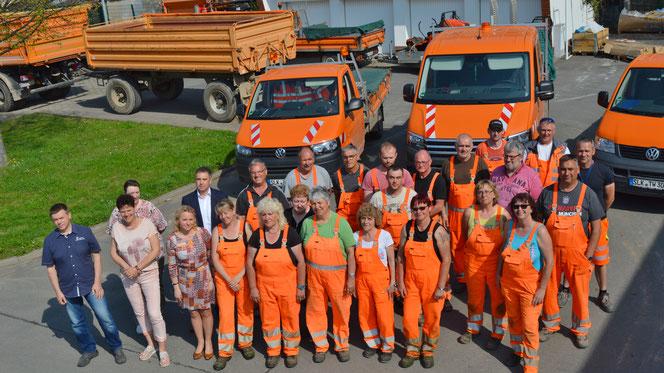 Foto: Stadtpflegebetrieb Staßfurt